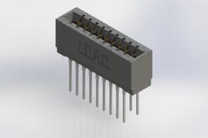 726-018-540-201 - Press-Fit Card Edge Connectors
