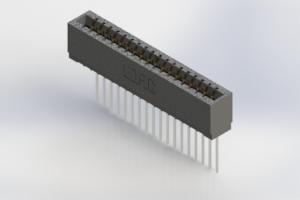 726-018-541-101 - Press-Fit Card Edge Connectors