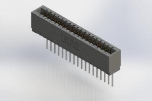 726-018-545-101 - Press-Fit Card Edge Connectors