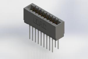 726-018-545-201 - Press-Fit Card Edge Connectors
