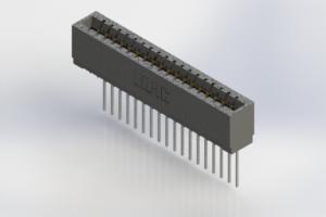 726-018-553-101 - Press-Fit Card Edge Connectors