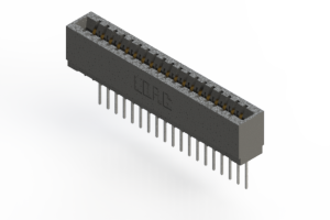 726-019-540-101 - Press-Fit Card Edge Connectors