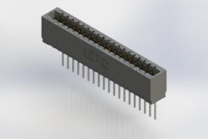 726-019-545-101 - Press-Fit Card Edge Connectors