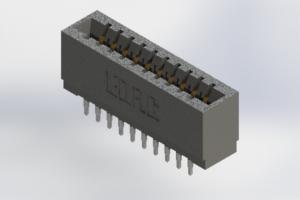 726-020-520-201 - Press-Fit Card Edge Connectors