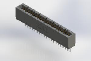 726-020-527-101 - Press-Fit Card Edge Connectors