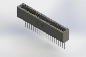 726-020-540-101 - Press-Fit Card Edge Connectors