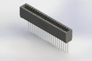 726-020-541-101 - Press-Fit Card Edge Connectors