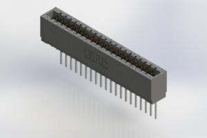 726-020-545-101 - Press-Fit Card Edge Connectors