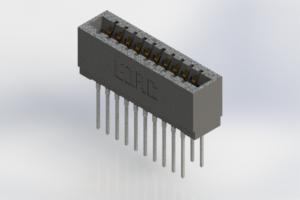 726-020-545-201 - Press-Fit Card Edge Connectors