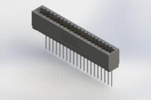 726-020-553-101 - Press-Fit Card Edge Connectors