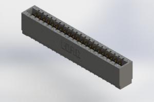 726-021-525-101 - Press-Fit Card Edge Connectors