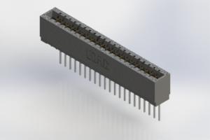 726-021-540-101 - Press-Fit Card Edge Connectors
