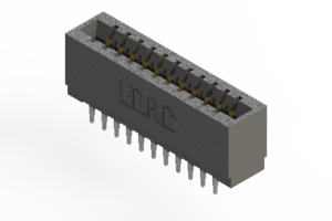 726-022-520-201 - Press-Fit Card Edge Connectors