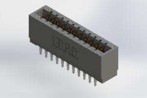 726-022-525-201 - Press-Fit Card Edge Connectors