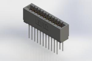 726-022-540-201 - Press-Fit Card Edge Connectors