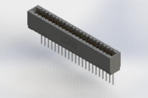 726-022-545-101 - Press-Fit Card Edge Connectors