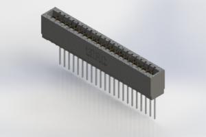 726-022-553-101 - Press-Fit Card Edge Connectors