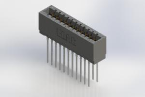 726-022-553-201 - Press-Fit Card Edge Connectors