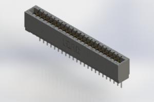 726-023-527-101 - Press-Fit Card Edge Connectors