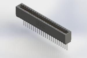 726-023-540-101 - Press-Fit Card Edge Connectors