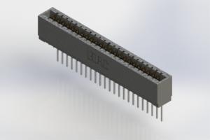 726-023-545-101 - Press-Fit Card Edge Connectors