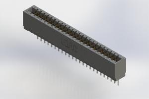726-024-527-101 - Press-Fit Card Edge Connectors