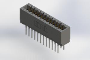 726-024-527-201 - Press-Fit Card Edge Connectors