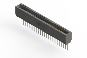 726-024-540-101 - Press-Fit Card Edge Connectors