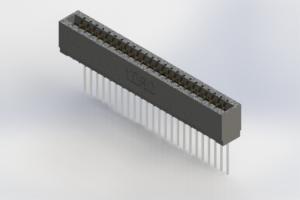 726-024-541-101 - Press-Fit Card Edge Connectors