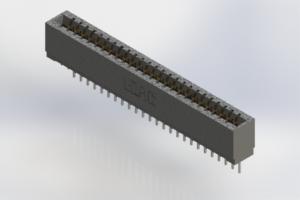 726-025-527-101 - Press-Fit Card Edge Connectors