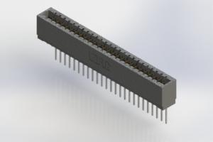 726-025-540-101 - Press-Fit Card Edge Connectors