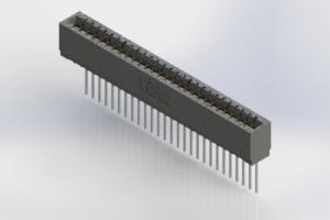 726-027-553-101 - Press-Fit Card Edge Connectors