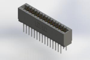 726-030-527-201 - Press-Fit Card Edge Connectors