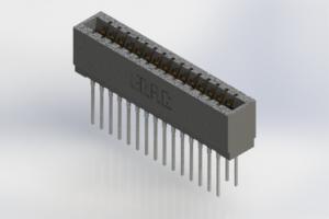 726-030-545-201 - Press-Fit Card Edge Connectors