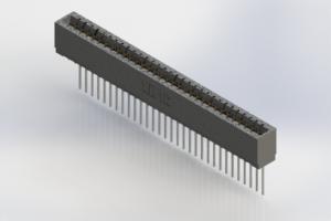 726-031-553-101 - Press-Fit Card Edge Connectors