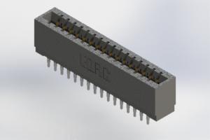 726-032-520-201 - Press-Fit Card Edge Connectors