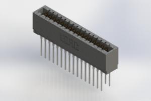 726-032-545-201 - Press-Fit Card Edge Connectors