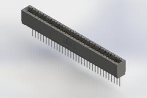 726-033-540-101 - Press-Fit Card Edge Connectors