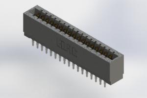 726-034-525-201 - Press-Fit Card Edge Connectors