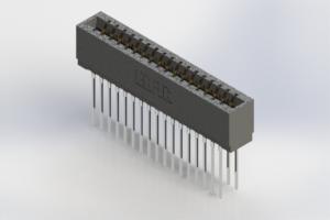 726-034-541-201 - Press-Fit Card Edge Connectors
