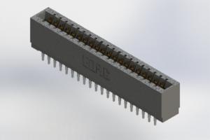726-040-525-201 - Press-Fit Card Edge Connectors