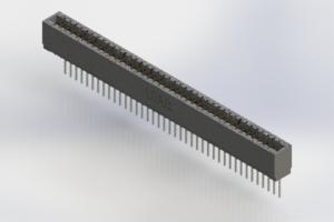 726-040-540-101 - Press-Fit Card Edge Connectors