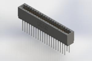 726-040-540-201 - Press-Fit Card Edge Connectors