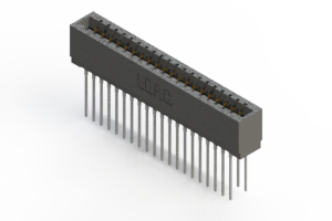 726-040-553-201 - Press-Fit Card Edge Connectors