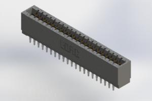 726-042-520-201 - Press-Fit Card Edge Connectors