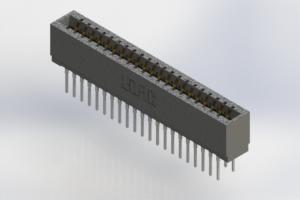 726-042-527-201 - Press-Fit Card Edge Connectors