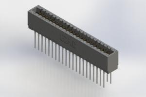 726-042-540-201 - Press-Fit Card Edge Connectors