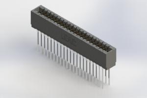 726-042-541-201 - Press-Fit Card Edge Connectors