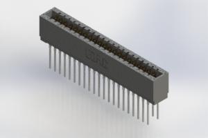 726-042-545-201 - Press-Fit Card Edge Connectors