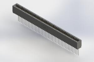 726-043-553-101 - Press-Fit Card Edge Connectors